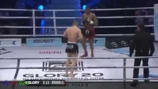 Robin van Roosmalen vs Andy Ristie 2015 HD 1080 Glory 20