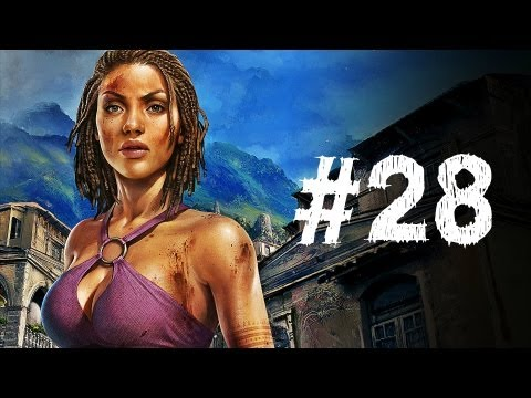 Dead Island Riptide Gameplay Walkthrough Part 28 - The Crash - Chapter 11
