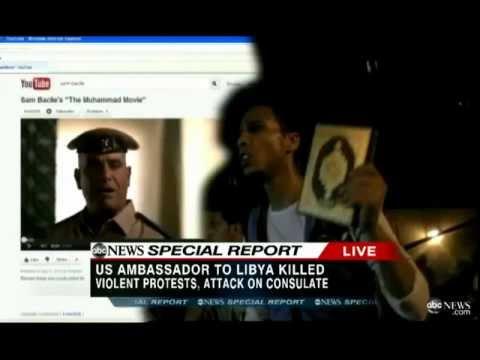 DUTA BESAR AS TEWAS DALAM SERANGAN 9/11 2012