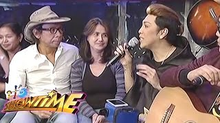 It's Showtime: Vice makes a Kris Aquino fan happy