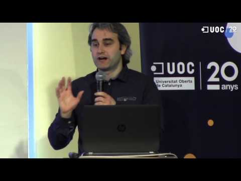 UOC Research Showcase 2015 - David Masip