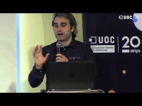 UOC Research Showcase 2015 - David Masip