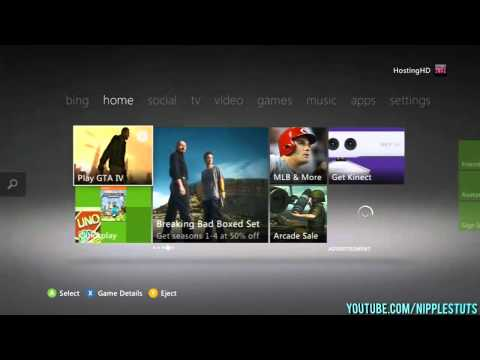 How To Mod GTA IV Online For Xbox 360 - Unlimited Money/All Guns