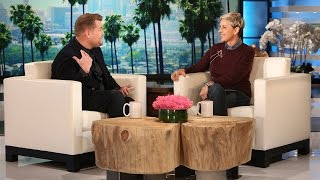 Download Lagu James Corden Visits with Ellen Gratis STAFABAND