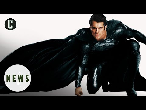 Superman Black Suit Cut From Justice League Confirmed By Cinematographer - Movie News thumbnail