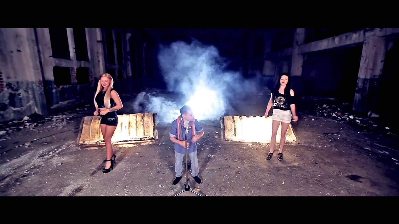 EDY TALENT - VREAU SA MA BUCUR DE TINE   HIT  ( Official video )