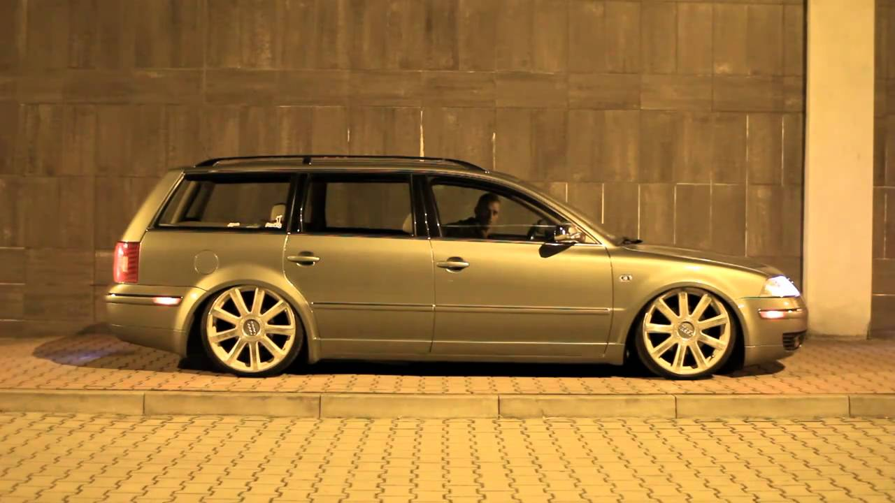 Passat B5 Airride Youtube