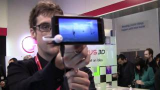 LG Optimus 3D Hands-On