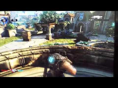 Primeiros vídeos do multiplayer Beta do Gears of War 3
