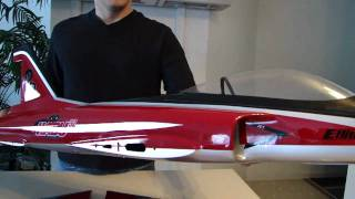 E-flite Habu 32  EDF Jet Out Of The Box Preview