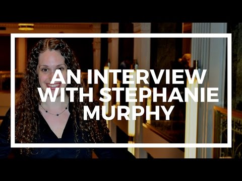 Stephanie Murphy on NYC catcalling, Bitcoin, and xenophobia