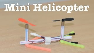 How to make a HELICOPTER that tries to FLY