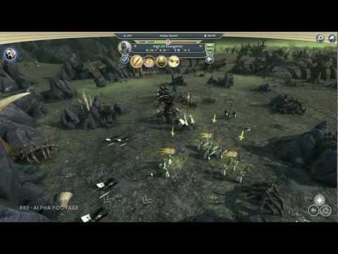 Age of Wonders III: Theocrat Gameplay (GDC 2013)