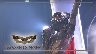 Highway to Hell - AC/DC | Panther Performance | The Masked Singer | ProSieben