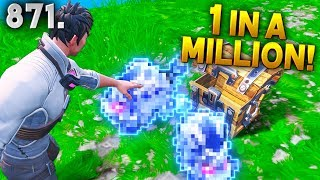 He Got 0.001% Chance LOOT!! - Fortnite Funny WTF Fails and Daily Best Moments Ep. 871