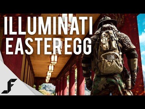 illuminati Easter Egg - Battlefield 4 Secret Camo