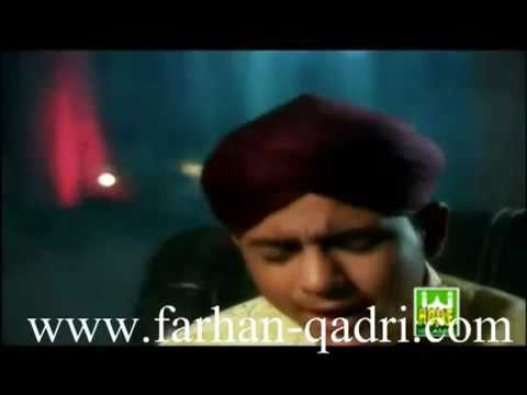 Ae Moat Thehar Ja Main Madine Te Jalawan By Farhan Ali Qadri - [year 2011] video