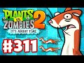 Plants vs. Zombies 2: It's About Time - Gameplay Walkthrough Part 311 - Frostbite Caves Part 2 (iOS)
