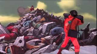Re-Dubbing Akira in Stunning 480p Tetsuo vs Kaneda