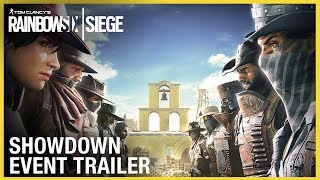 Rainbow Six Siege: Showdown Event | Trailer | Ubisoft [NA]