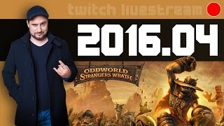 Livestream 2016 #04 - News, Indiegame, Stranger's Wrath