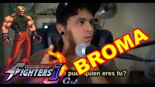 BROMA A FALSO SICARIO (The King Of Fighters )  #88