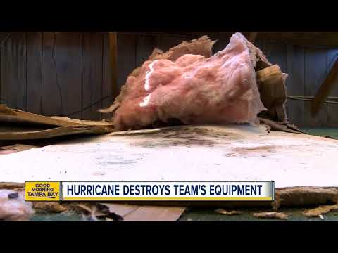 Lake Wales Little League asks for help to replace baseball equipment lost after Hurricane Irma
