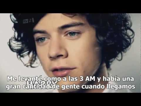 One Direction: Year in the making PARTE 1 (Traducido al español)
