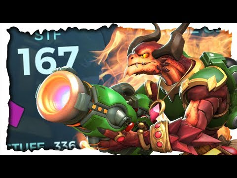 Paladins Let's Play Deutsch - ROAD TO LEVEL 200 - Paladins Deutsch / German #43