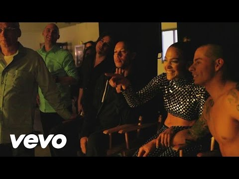 Jennifer Lopez - Behind The Scenes - Dance Again Ft. Pitbull video