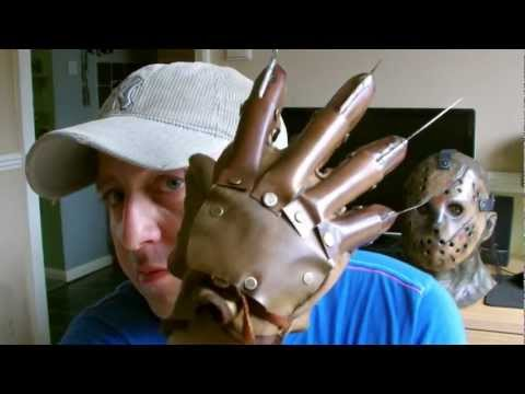 Unboxing my Freddy Krueger Part 2 Avenger Glove made by Mark Petrie (knifegloves.com)