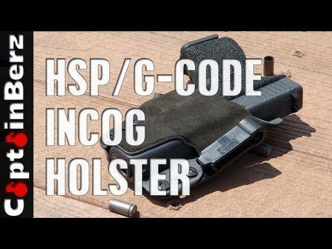 Haley Strategic (HSP) / G-Code INCOG IWB Holster