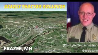 Deadly Frazee Tractor Rollover Victim Identified