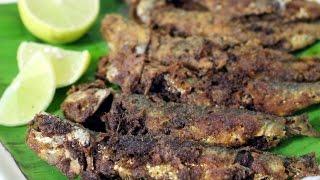 Poricha Mathi Meen Recipe