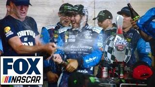 Winner's Weekend: Martin Truex Jr. - Kansas | NASCAR RACE HUB