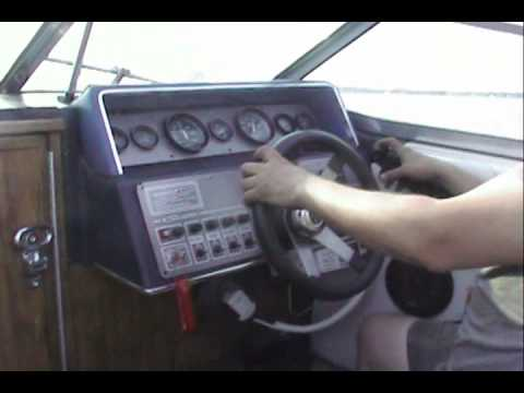 6.3L MerCruiser 383 MAG MPI 350 HP Engine Installation