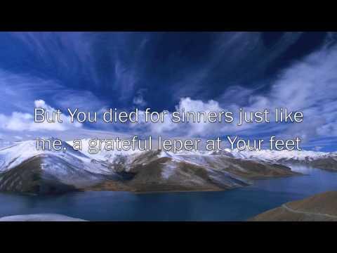 Jesus, Friend Of Sinners W  Lyrics By Casting Crowns video