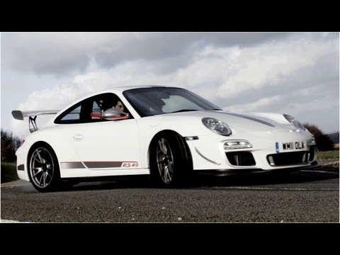 GT3 RS 4.0: Last Drive Before Hibernation - CHRIS HARRIS ON CARS