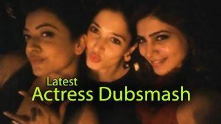 Actress Dubsmash - Actor and Actress dubsmash