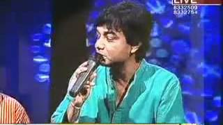 agun on desh tv to pop guru azam khan.mp4
