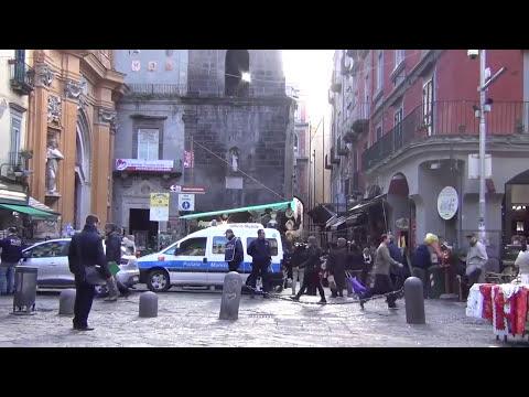 Napoli: una passeggiata a San Gregorio Armeno