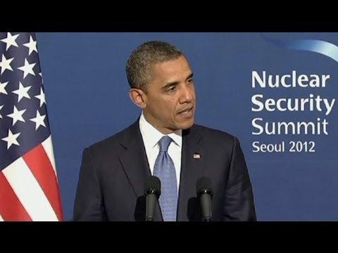 Obama warns North Korea of tougher sanctions