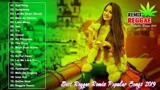 New Reggae Love Songs Mix 2019 - Relaxing Reggae English 2019 - Best Reggae Remix Music 2019