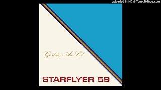 Watch Starflyer 59 Goodbyes Are Sad video