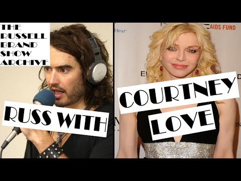 Courtney Love Interview #1 | The Russell Brand Show