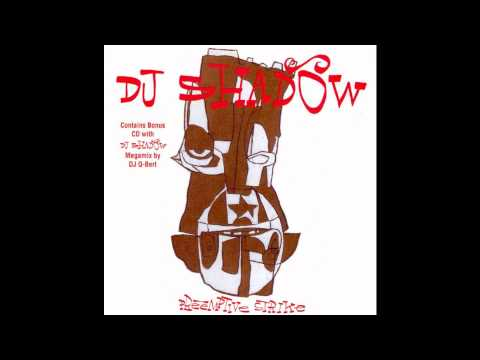 Dj Shadow - Strike 1