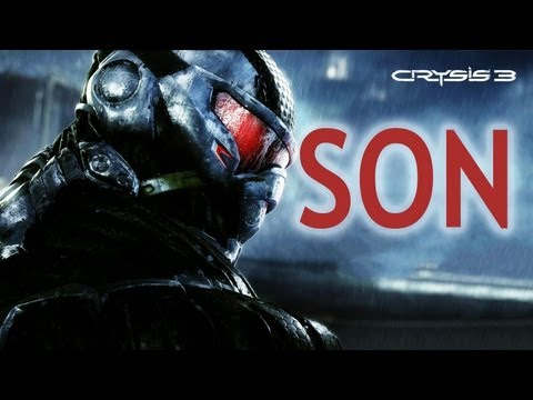 Crysis 3 -Son Bölüm- Tamçözüm / Final Boss - Alpha Ceph [HD] Walkthrough