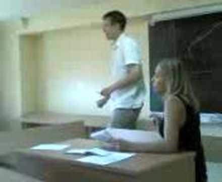 SEX Russian student & SEX crazy teacher