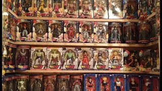 Dragonball Z Toy Collection -- Room 1