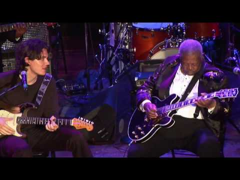 BB King and John Mayer Live (part 1) At Guitar Center's King of the Blues Music Videos